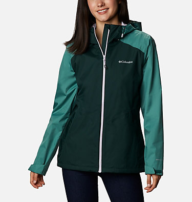 Chaqueta Inner Limits™ II para mujer Inner Limits™ II Jacket | 191 | XS, Spruce, Thyme Green, front