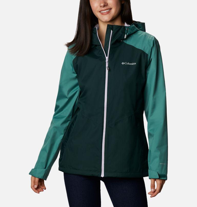 Inner Limits™ II Jacket | 370 | XL Veste Inner Limits™ II Femme, Spruce, Thyme Green, front