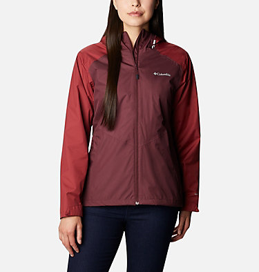 Women's Inner Limits™ II Jacket Inner Limits™ II Jacket | 191 | XS, Marsala Red, Malbec, front