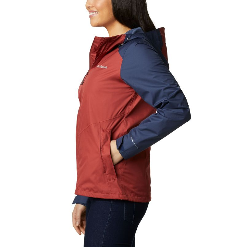 Inner Limits™ II Jacket | 638 | XL Chaqueta Inner Limits™II para mujer, Dusty Crimson, Nocturnal, a1