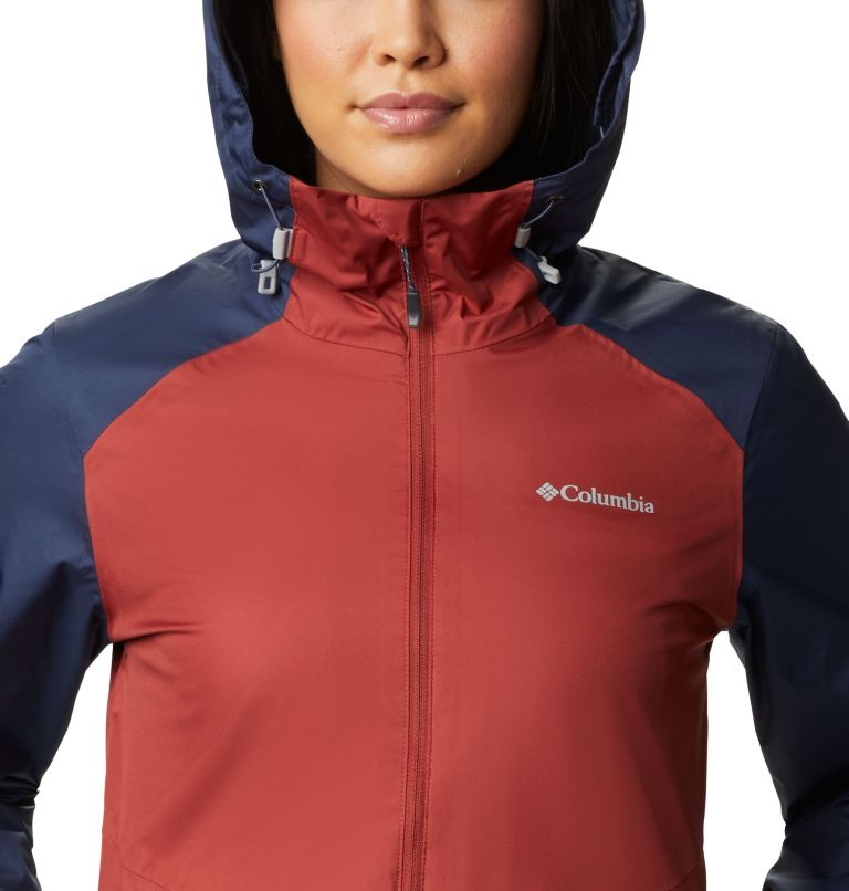 Inner Limits™ II Jacket | 638 | XL Chaqueta Inner Limits™II para mujer, Dusty Crimson, Nocturnal, a2
