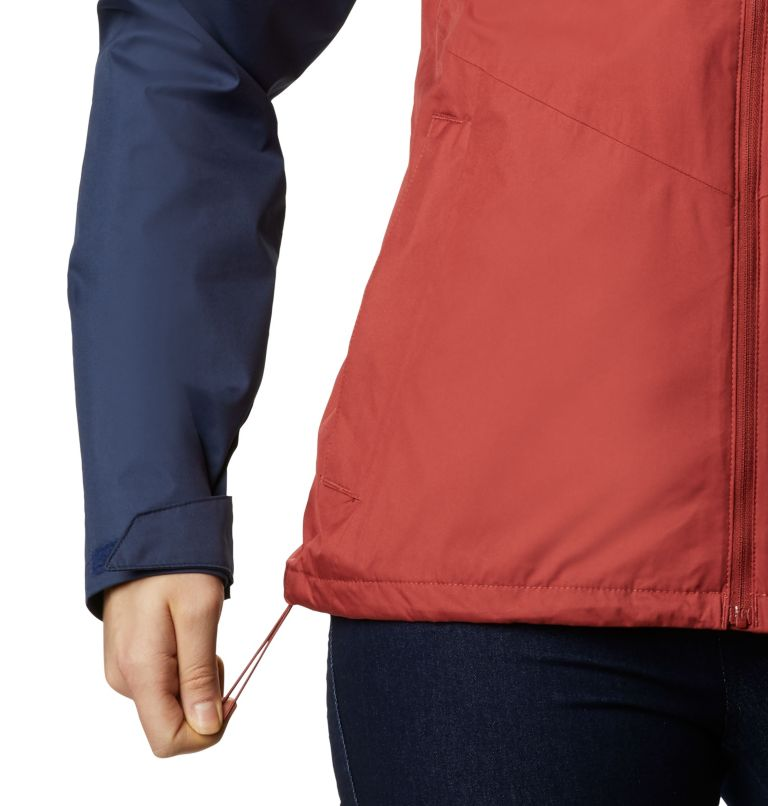 Inner Limits™ II Jacket | 638 | XL Chaqueta Inner Limits™II para mujer, Dusty Crimson, Nocturnal, a4