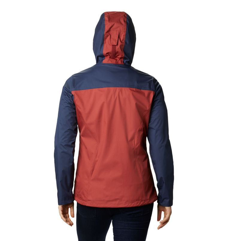 Inner Limits™ II Jacket | 638 | XL Chaqueta Inner Limits™II para mujer, Dusty Crimson, Nocturnal, back
