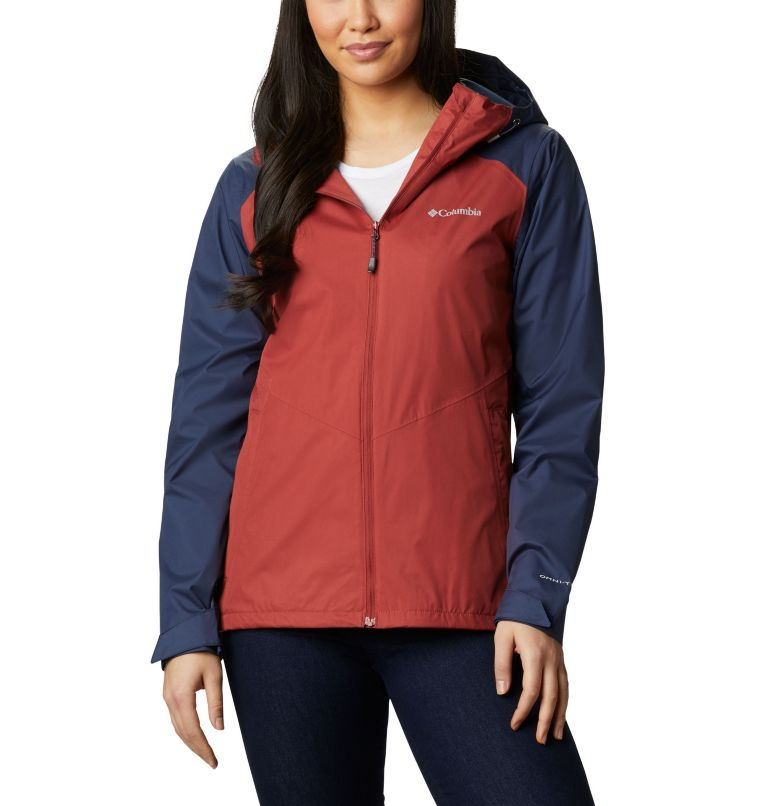 Inner Limits™ II Jacket | 638 | XL Chaqueta Inner Limits™II para mujer, Dusty Crimson, Nocturnal, front