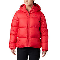 Deals on Columbia Womens Puffect Hooded Jacket
