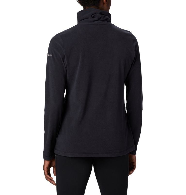 Women's Glacial™ Solid Fleece Turtleneck Women's Glacial™ Solid Fleece Turtleneck, back