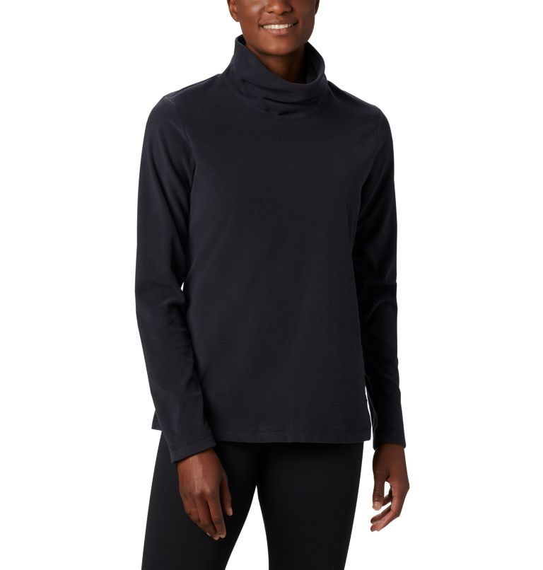 Women's Glacial™ Solid Fleece Turtleneck Women's Glacial™ Solid Fleece Turtleneck, front