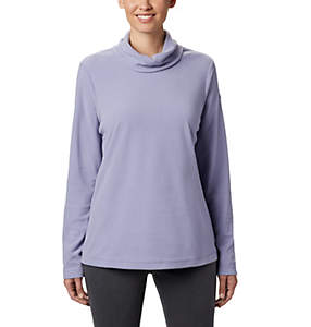 Women's Glacial™ Solid Fleece Turtleneck