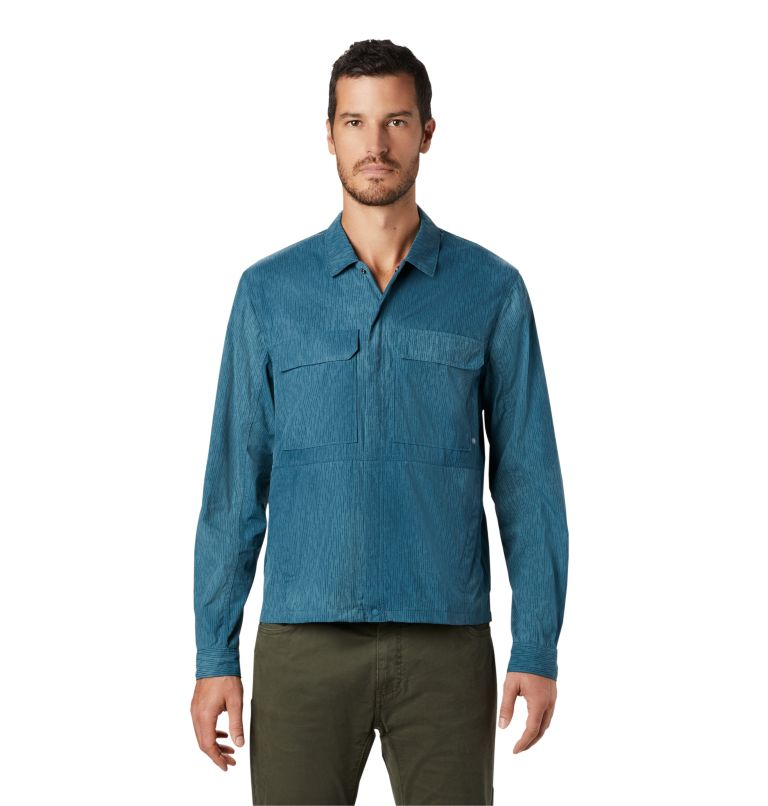 Men's Echo Lake™ Long Sleeve Shirt Men's Echo Lake™ Long Sleeve Shirt, front