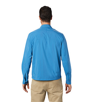 Men's Echo Lake™ Long Sleeve Shirt Echo Lake™ Long Sleeve Shirt | 325 | S, Deep Lake, back
