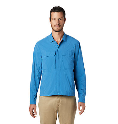 Men's Echo Lake™ Long Sleeve Shirt Echo Lake™ Long Sleeve Shirt | 325 | S, Deep Lake, front