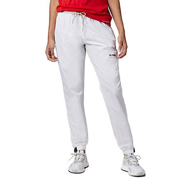 Unisex Disney Santa Ana™ Wind Pants Disney - Santa Ana Wind Pant | 691 | L, White, 3/4 front