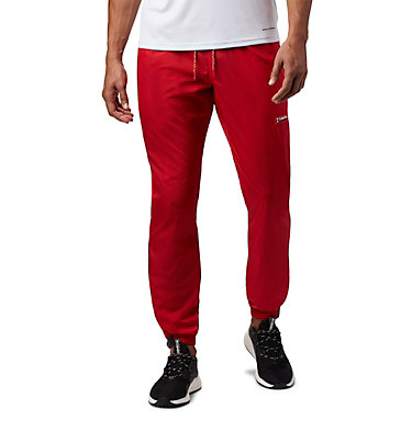 Unisex Disney Santa Ana™ Wind Pants Disney - Santa Ana Wind Pant | 691 | L, Bright Red, front