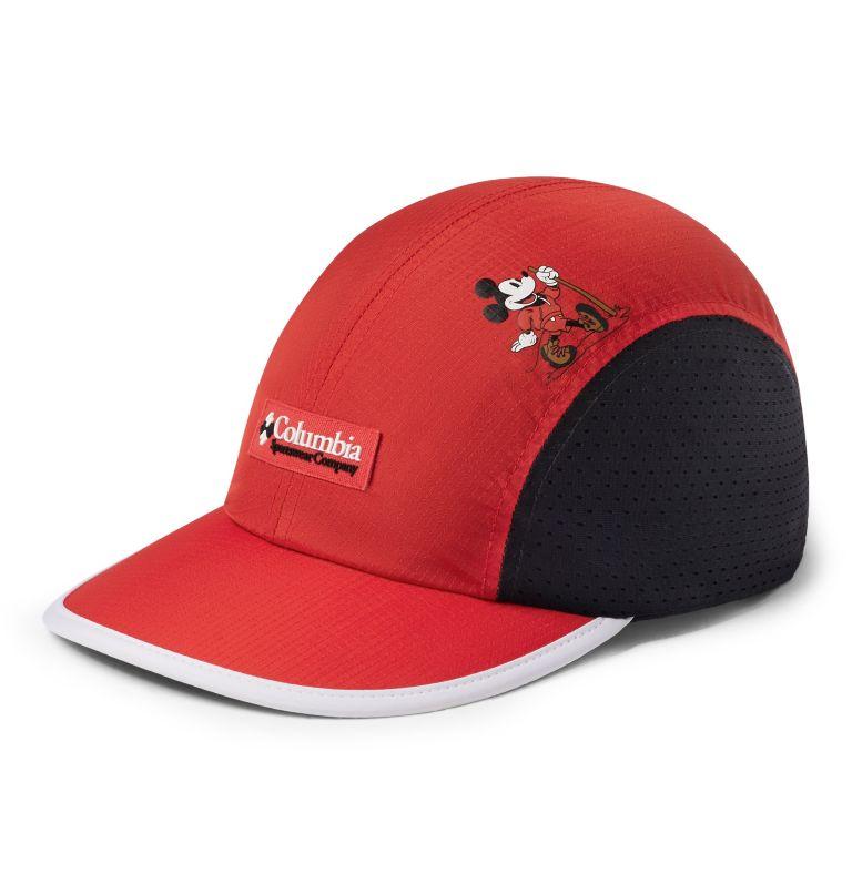 Disney - Shredder Hat | 691 | O/S Casquette Disney Shredder™ unisexe, Bright Red, front
