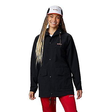 Unisex Disney Ibex™ Jacket Disney - Ibex Jacket | 691 | L, Black, 3/4 front