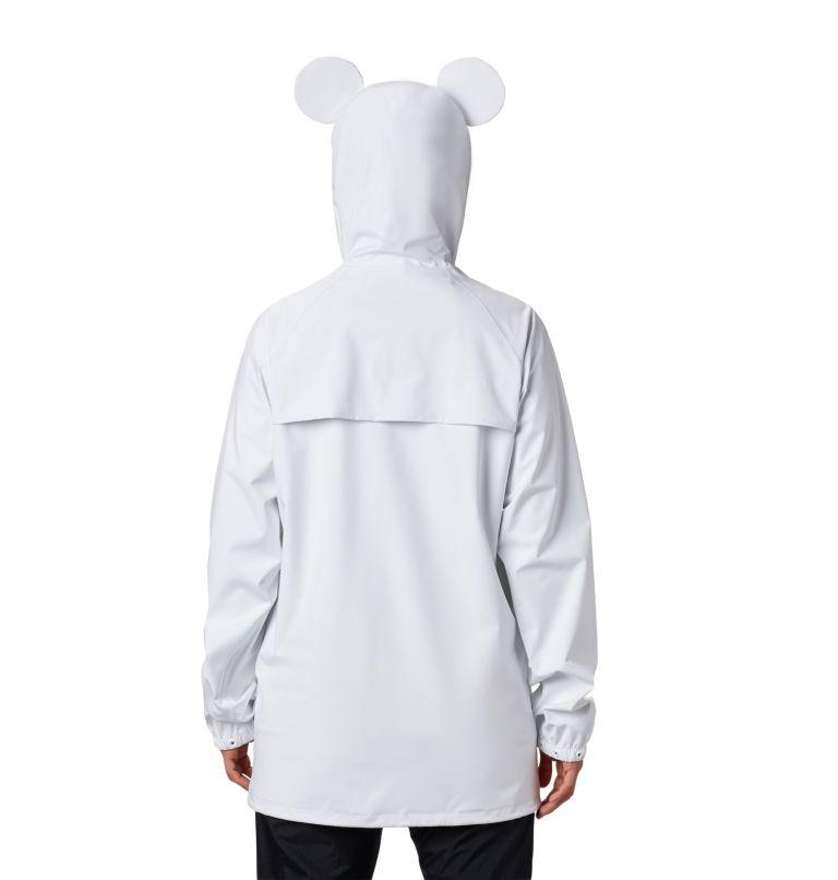 Disney - Ibex Jacket | 100 | XL Unisex Disney Ibex™ Jacket, White, 3/4 back