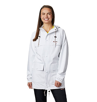 Unisex Disney Ibex™ Jacket Disney - Ibex Jacket | 691 | L, White, 3/4 front