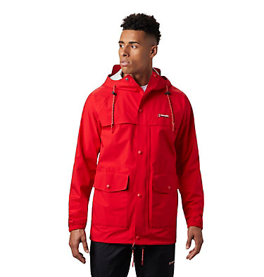 Unisex Disney Ibex™ Jacket Disney - Ibex Jacket | 691 | L, Bright Red, 3/4 front