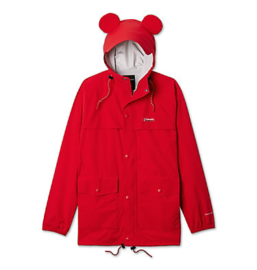 Unisex Disney Ibex™ Jacket Disney - Ibex Jacket | 691 | L, Bright Red, front