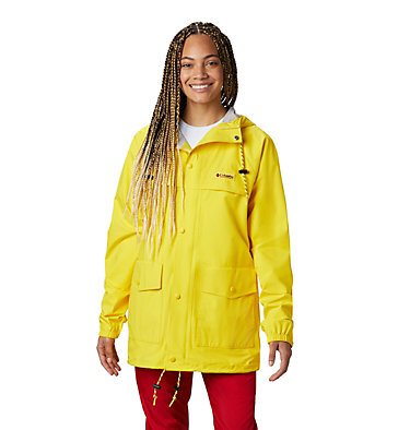 Unisex Disney Ibex™ Jacket Disney - Ibex Jacket | 691 | L, Yellow Glo, 3/4 front