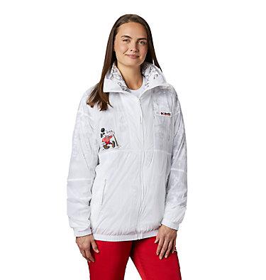 Manteau Disney Intertrainer Interchange™ unisexe Disney - Intertrainer Interchange | 100 | L, White, 3/4 front
