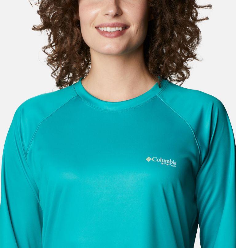 Women's Tidal Tee™ PFG Fish Flag Long Sleeve T-Shirt Women's Tidal Tee™ PFG Fish Flag Long Sleeve T-Shirt, a2