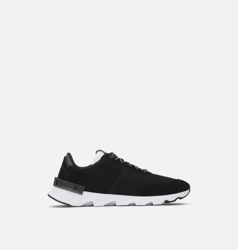 KINETIC™ LITE LACE | 010 | 9.5 Women's Kinetic™ LITE Lace Sneaker, Black, front