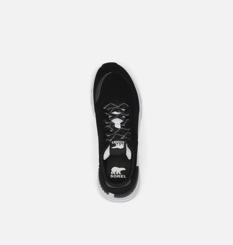 KINETIC™ LITE LACE | 010 | 12 Women's Kinetic™ LITE Lace Sneaker, Black, top