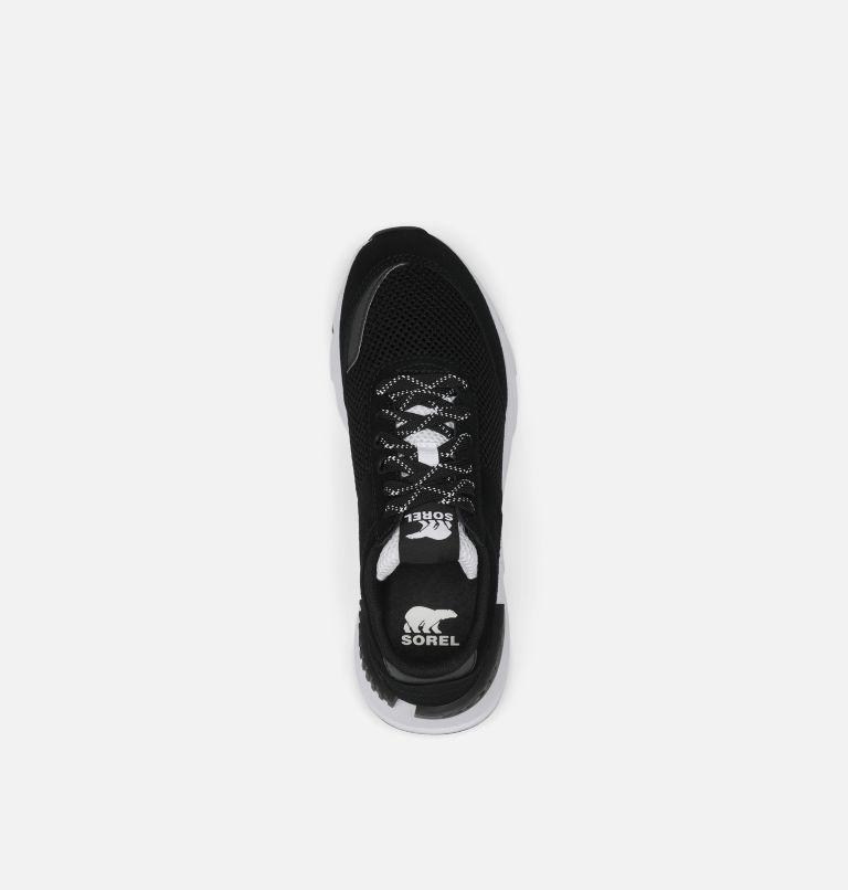 KINETIC™ LITE LACE | 010 | 8.5 Women's Kinetic™ LITE Lace Sneaker, Black, top