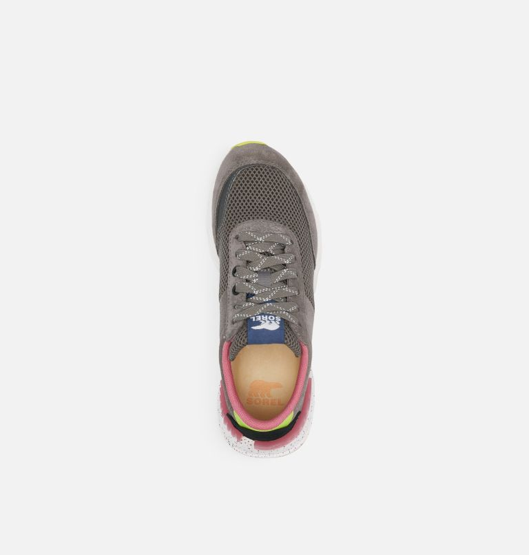 KINETIC™ LITE LACE | 052 | 8 Women's Kinetic™ Lite Sneaker, Quarry, top