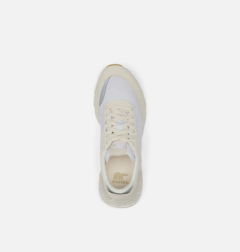 KINETIC™ LITE LACE | 100 | 9 Women's Kinetic™ LITE Lace Sneaker, White, top