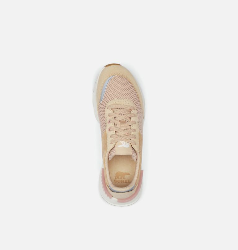 KINETIC™ LITE LACE | 257 | 10.5 Women's Kinetic™ LITE Lace Sneaker, Natural Tan, top
