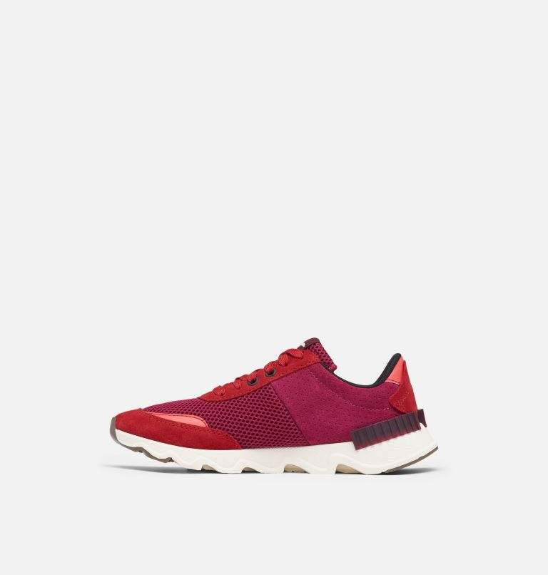KINETIC™ LITE LACE | 660 | 7.5 Chaussure de sport à lacets Kinetic™ LITE pour femme, Red Dahlia, medial