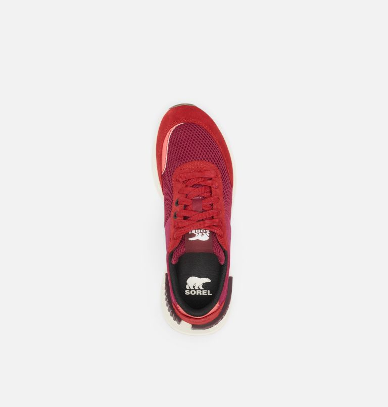 KINETIC™ LITE LACE | 660 | 7.5 Chaussure de sport à lacets Kinetic™ LITE pour femme, Red Dahlia, top