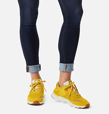 Kinetic™ Lite Sneaker für Frauen KINETIC™ LITE LACE | 738 | 10, Gold Leaf, video
