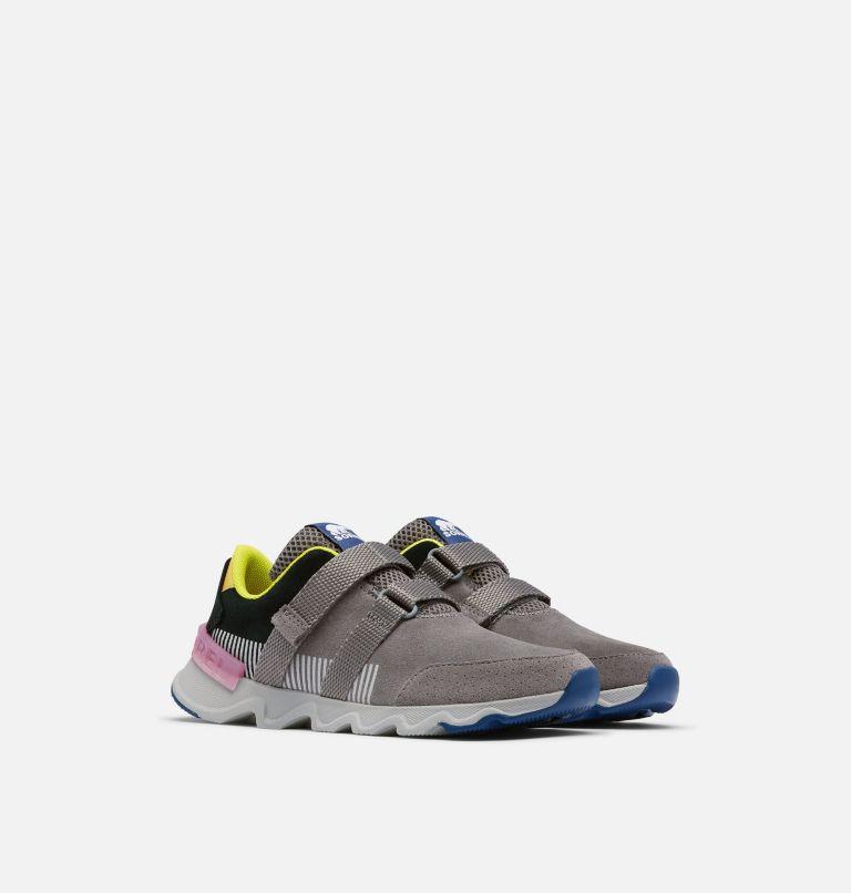 KINETIC™ LITE STRAP | 052 | 11 Women's Kinetic™ Lite Strap Sneaker, Quarry, 3/4 front
