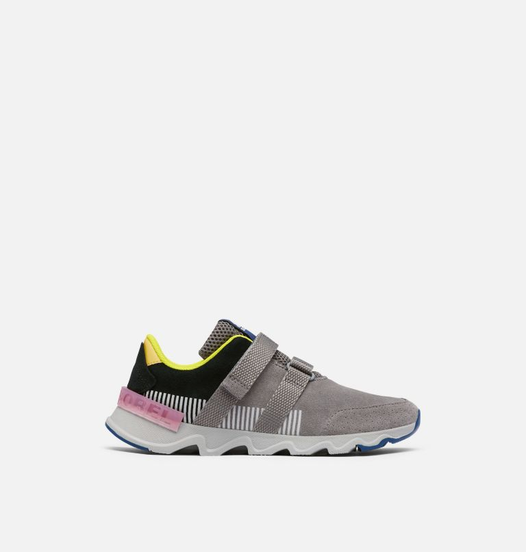 KINETIC™ LITE STRAP | 052 | 9 Women's Kinetic™ LITE Strap Sneaker, Quarry, front