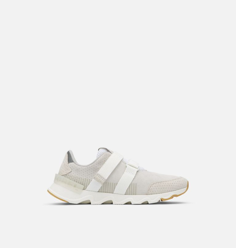 KINETIC™ LITE STRAP | 100 | 9.5 Women's Kinetic™ LITE Strap Sneaker, White, front