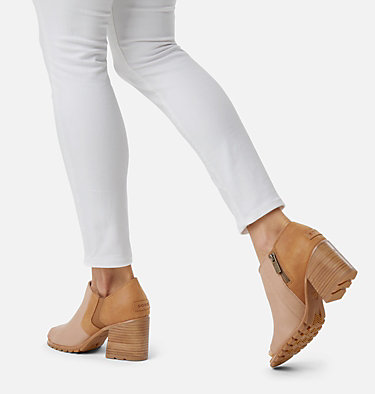 Women's Nadia™ Ankle Bootie NADIA™ ANKLE BOOTIE | 246 | 10, Honest Beige, video