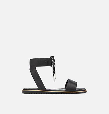 Sandale-mule à talons bloc Ella™ pour femme ELLA™ ANKLE LACE | 246 | 12, Black, front