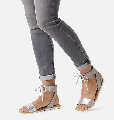 Women's Ella™ Ankle Lace Sandal ELLA™ ANKLE LACE | 081 | 5.5, Dove, video