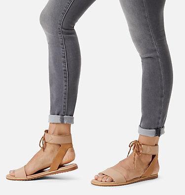 Women's Ella™ Ankle Lace Sandal ELLA™ ANKLE LACE | 081 | 5.5, Honest Beige, video