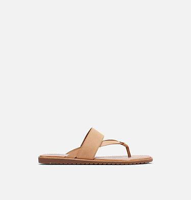 Sandale à lacets Ella™ pour femme ELLA™ FLIP | 875 | 8.5, Honest Beige, front