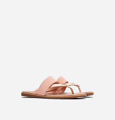 Sandale à lacets Ella™ pour femme ELLA™ FLIP | 875 | 8.5, Tonic Melon, 3/4 front