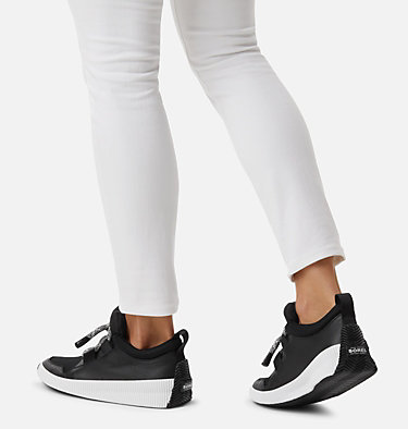 Women's Out n About™ Plus Street Sneaker OUT N ABOUT™ PLUS STREET SNEAK | 125 | 10, Black, video