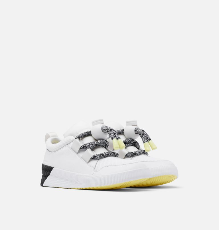 OUT N ABOUT™ PLUS STREET SNEAK | 100 | 9 Botte citadine Out N About™ Plus pour femme, White, 3/4 front