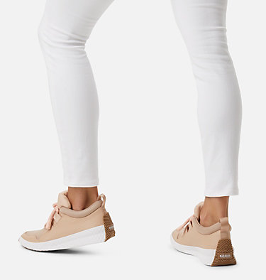 Women's Out n About™ Plus Street Sneaker OUT N ABOUT™ PLUS STREET SNEAK | 125 | 10, Natural Tan, video