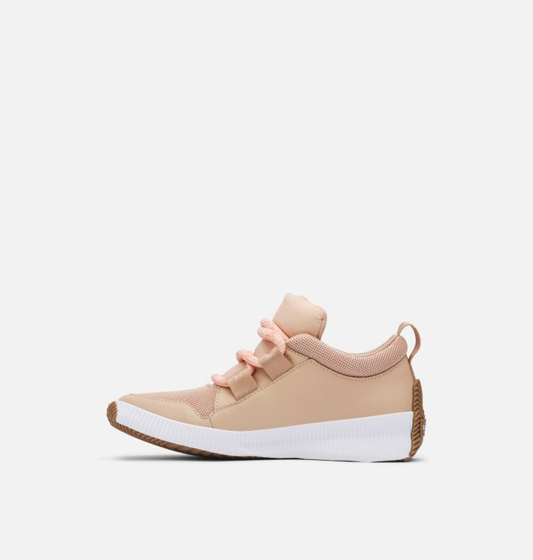 OUT N ABOUT™ PLUS STREET SNEAK | 257 | 9 Women's Out n About™ Plus Street Sneaker, Natural Tan, medial