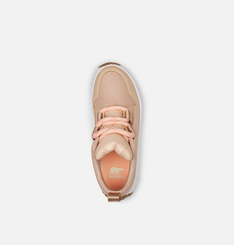 OUT N ABOUT™ PLUS STREET SNEAK | 257 | 9 Women's Out n About™ Plus Street Sneaker, Natural Tan, top
