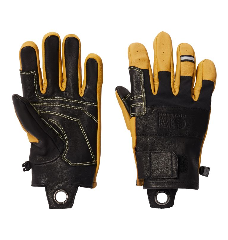 Hardwear™ Belay Glove | 010 | M Hardwear™ Belay Glove, Black, front